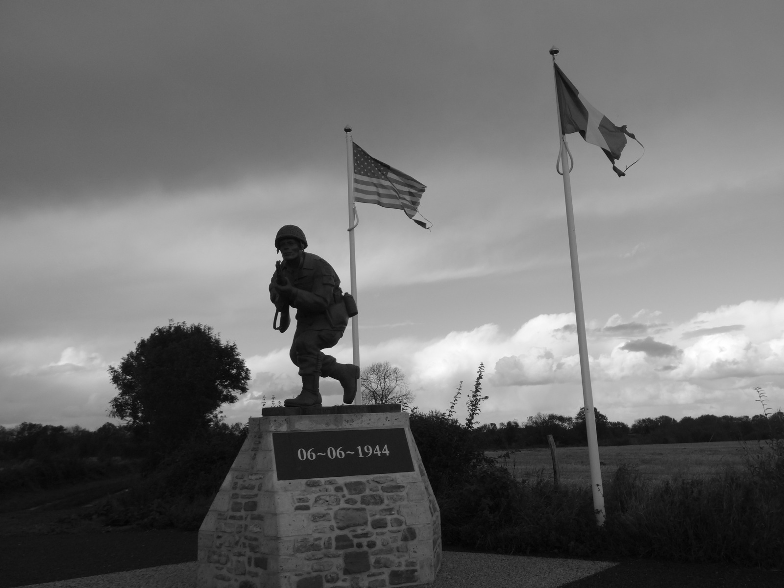 What it's Like to Visit the Normandy Beaches in France