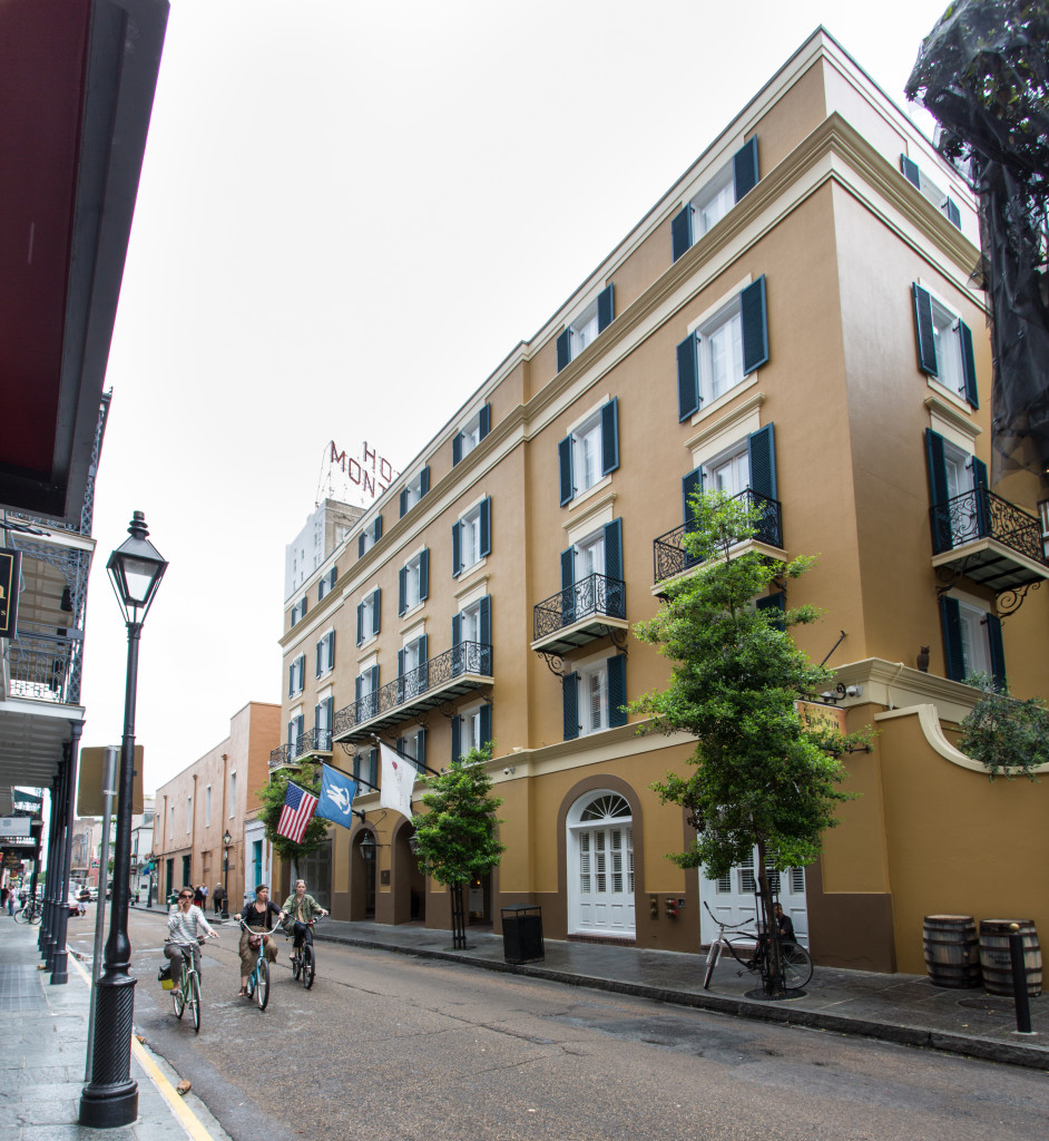 Review: Hotel Mazarin in New Orleans_Hotel Exterior
