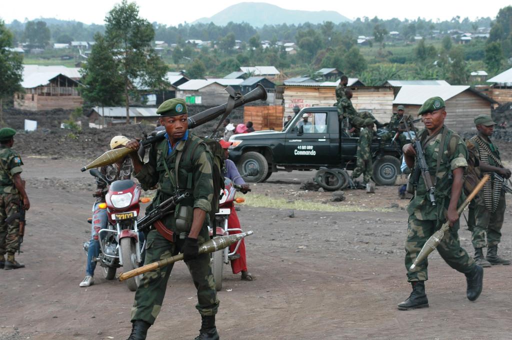 Conflict surrounding Virunga National Park