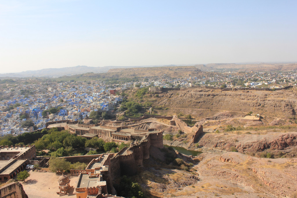 A First Time Guide to Jodhpur, India