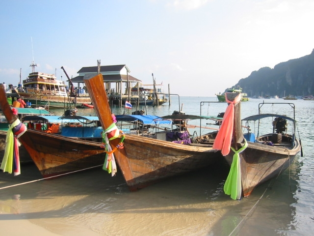 5 Things To Do In Koh Phi Phi