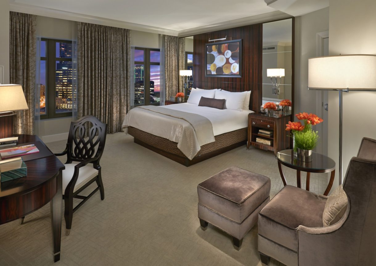 Review: The Mandarin Oriental in Atlanta