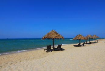 Playa Blanca, Cartagena, Colombia | © Unsplash