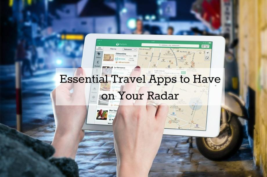 travel-app-essentials