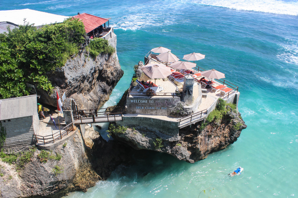 BUKIT PENINSULA Suluban Beach