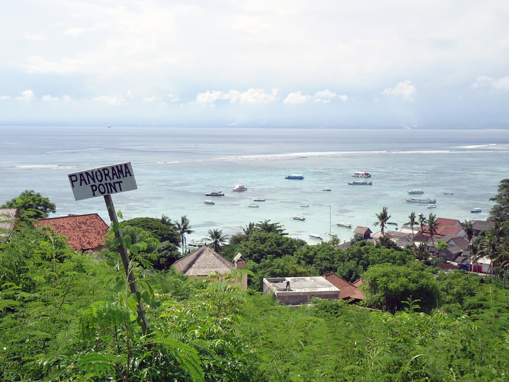 NUSA LEMBONGAN view point