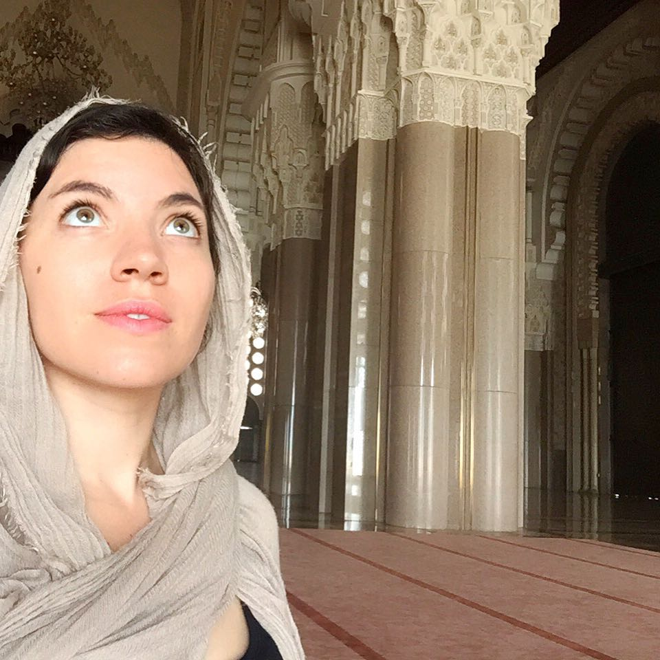 casablanca mosque