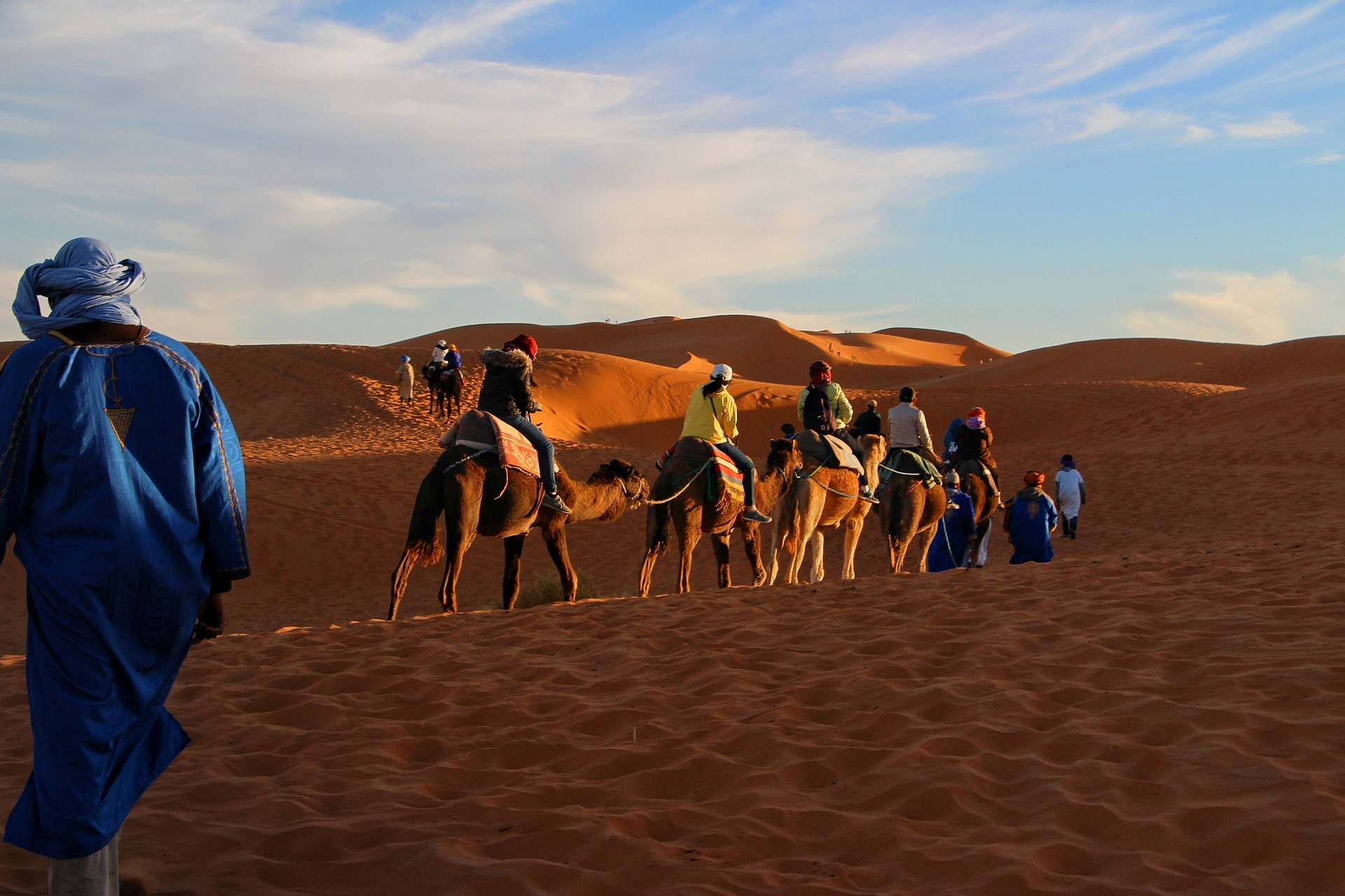 Sahara Desert   © Unsplash