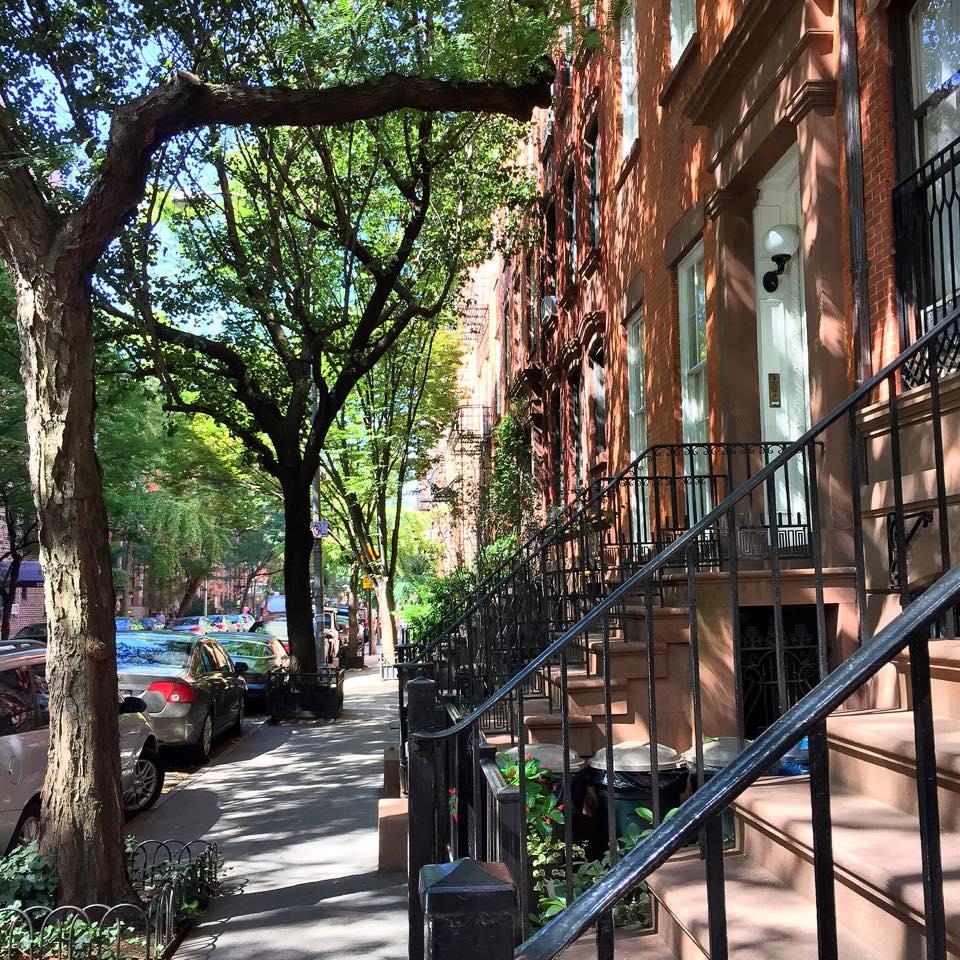 Favorite Spots in New York's West Village