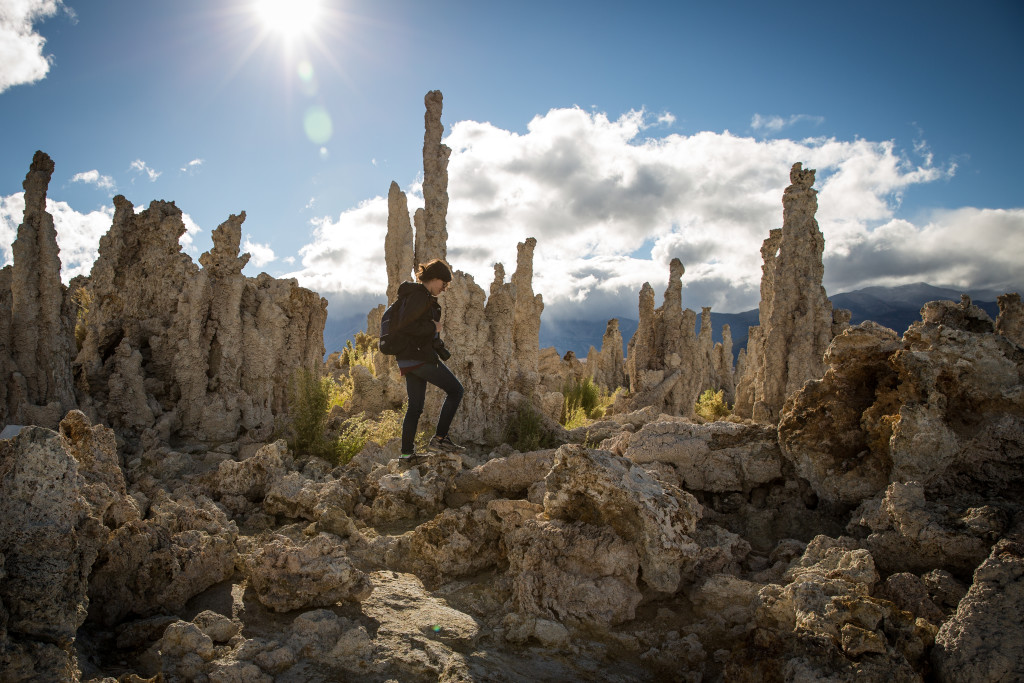 Mono Lake Tufa State Natural Reserve.