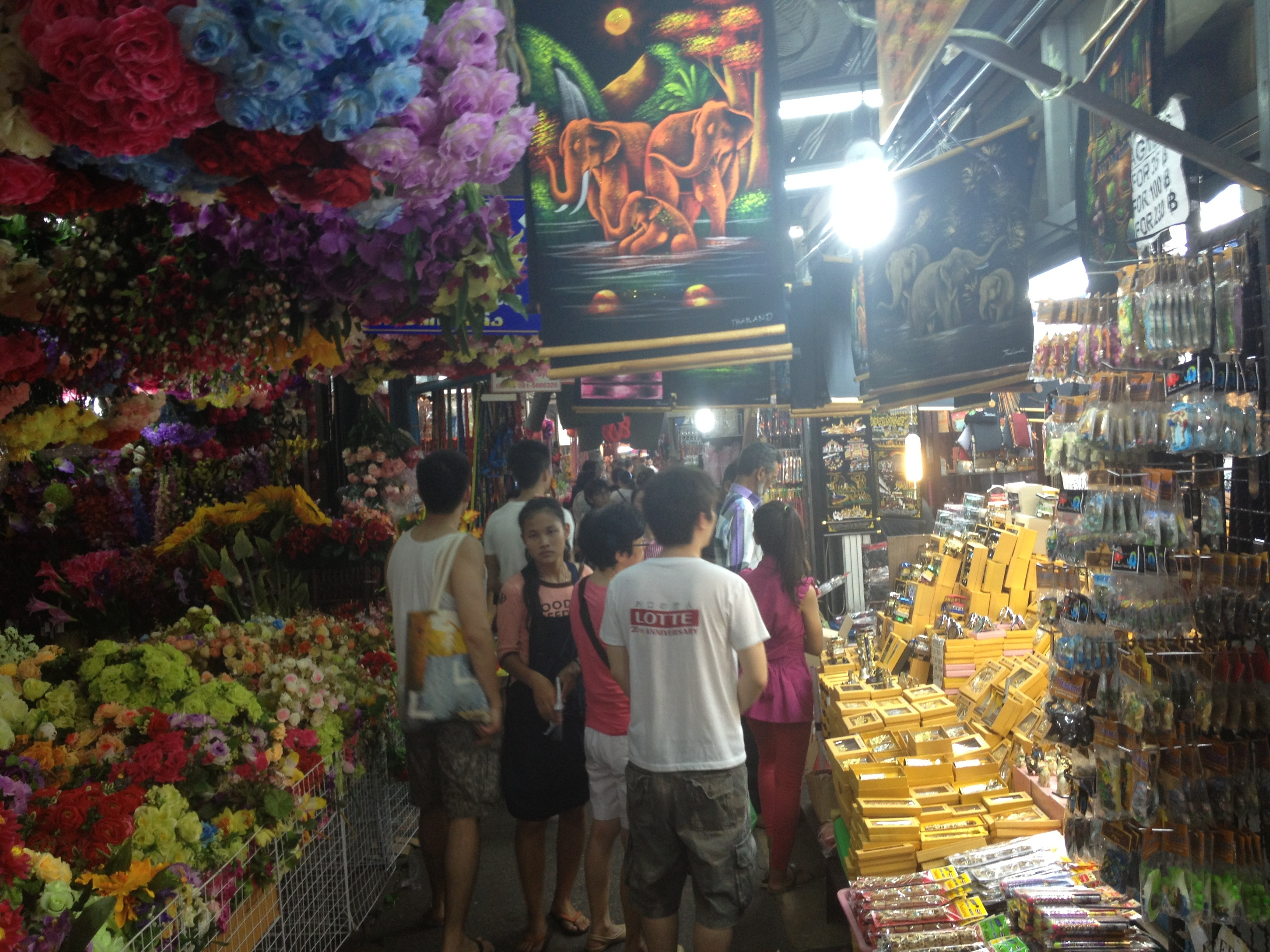 Top 10 Reasons You Must Visit Thailand-Shopping