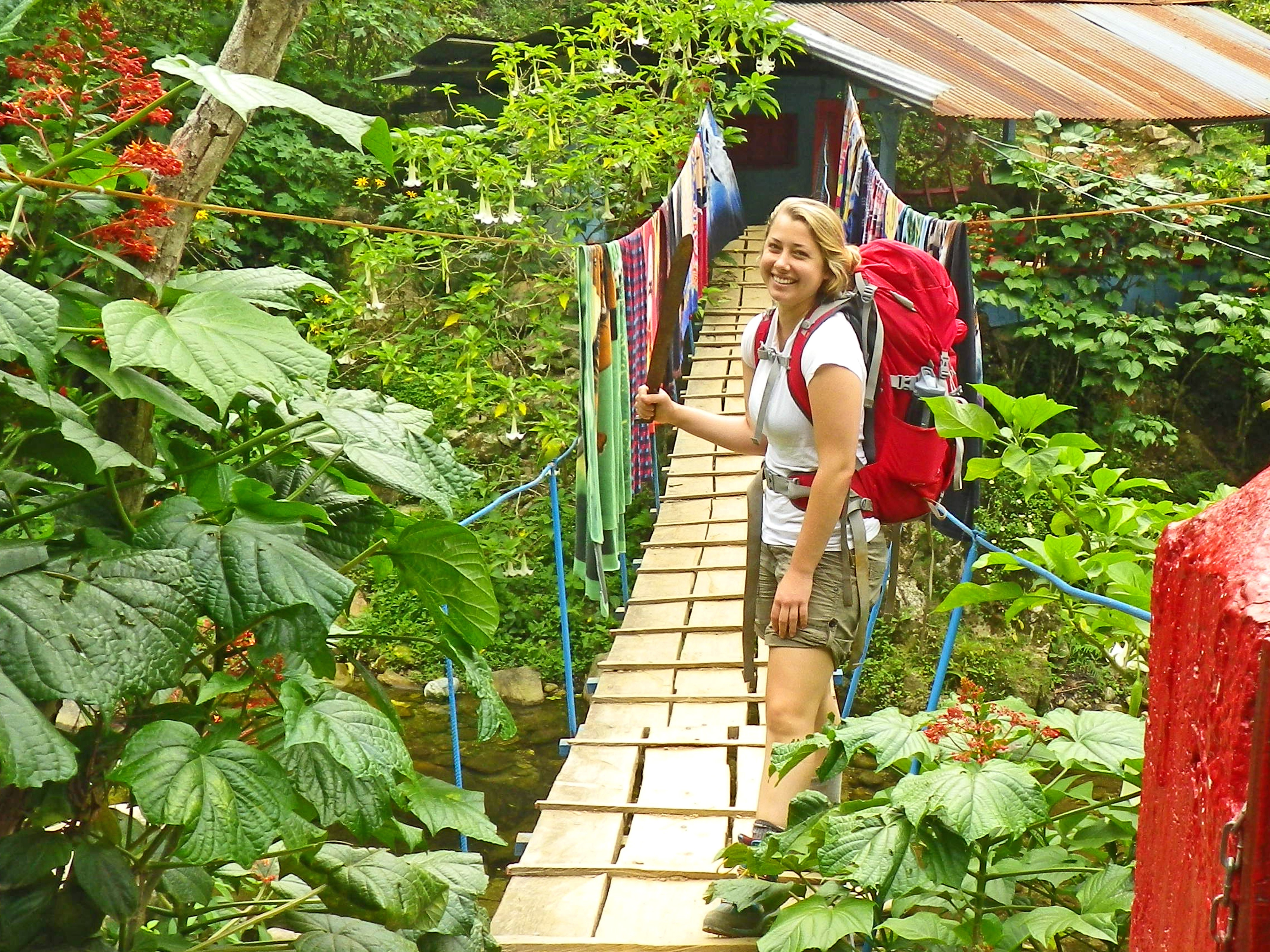 Exploring Women's Rights Deep in the Jungles of Colombia