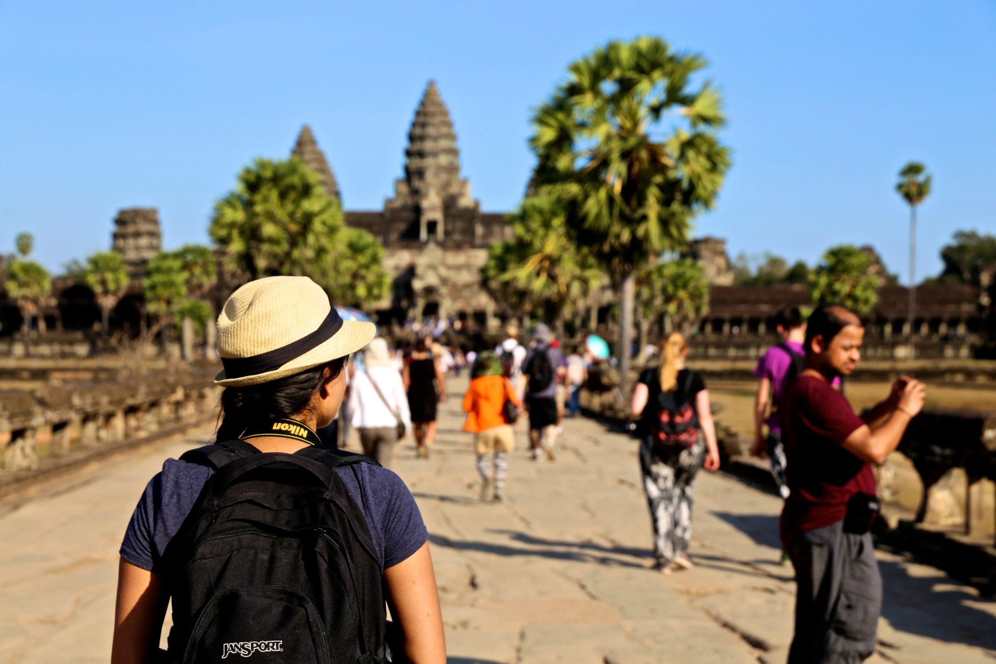 Saya Angkor Wat