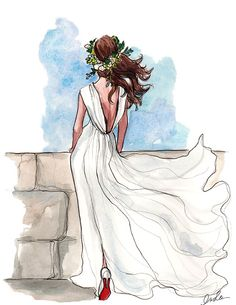 bride-illustration