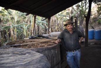 Dispatch: The Oaxaca Mezcal Farmer