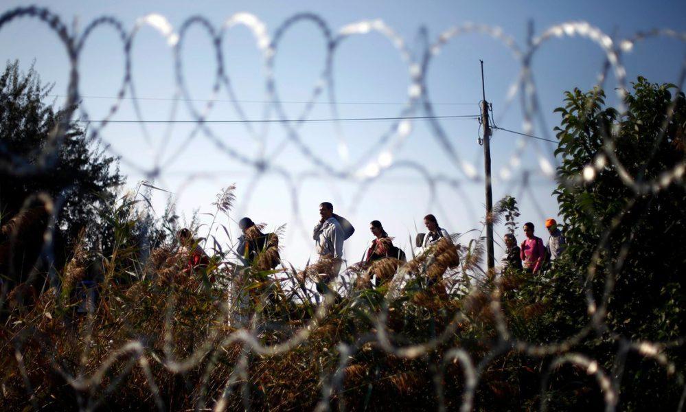 Matthias Schrader_Syrian Refugees_Europe