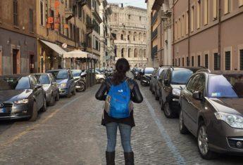 Rome-backpacking