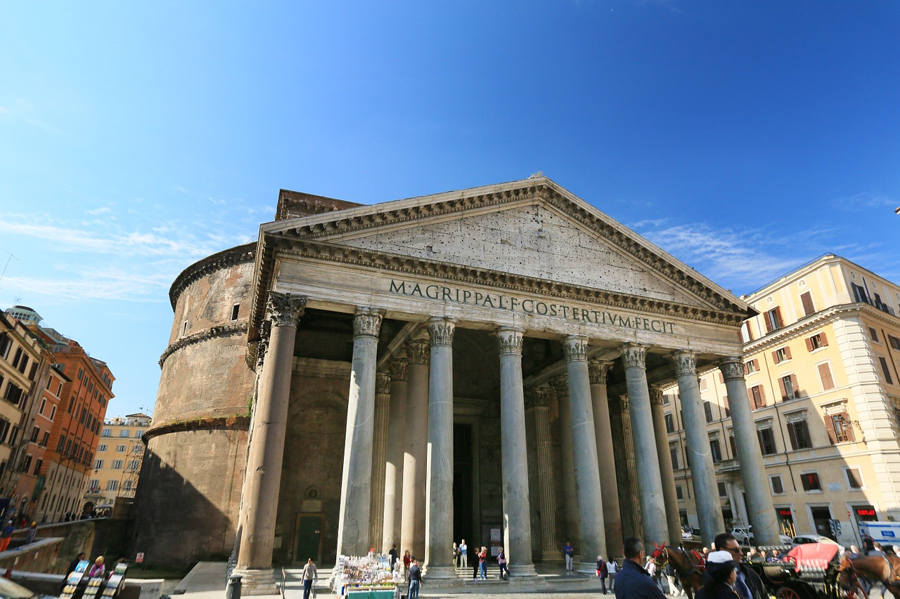 the-pantheon-622023_1280
