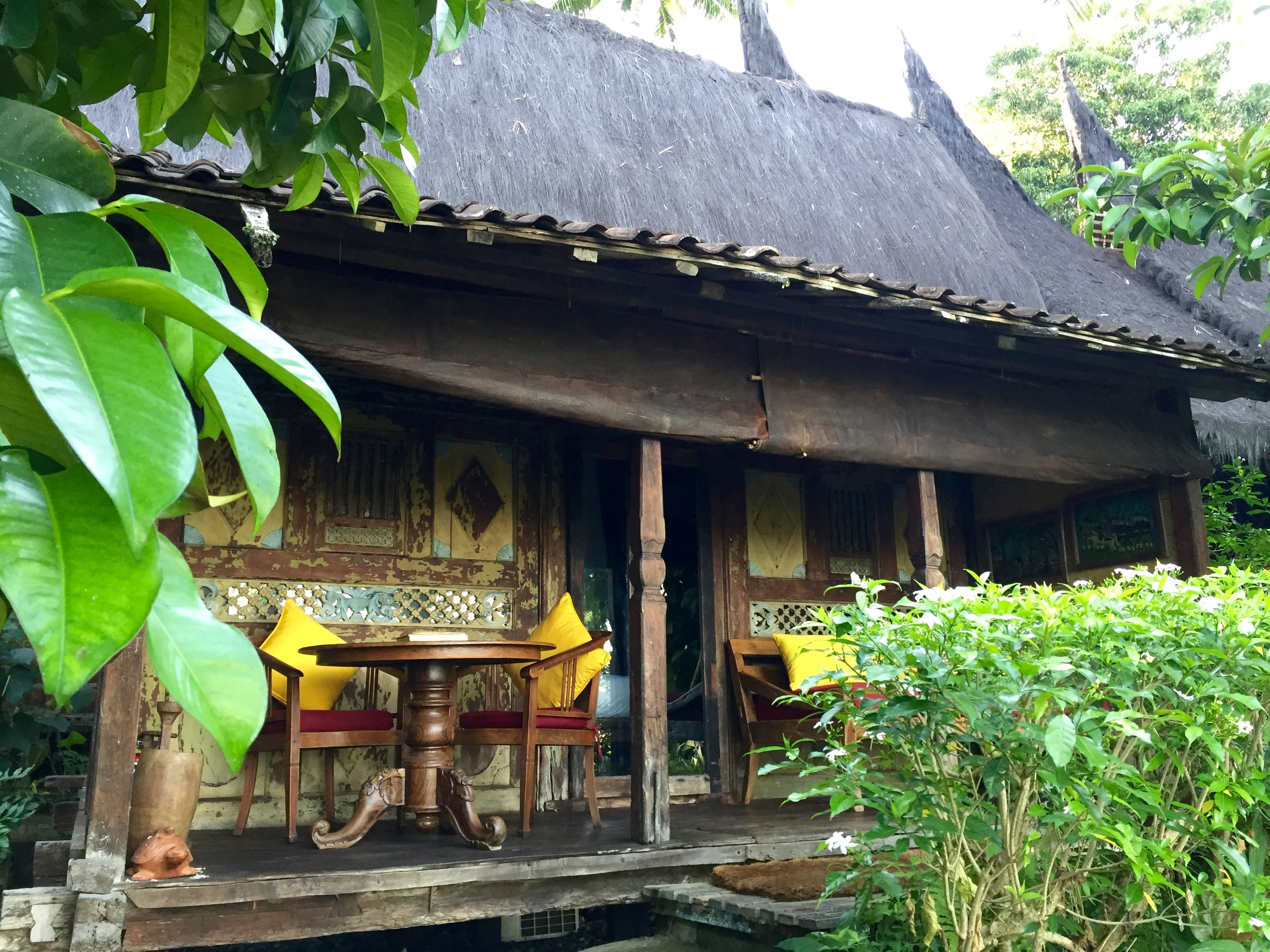 Checking Into The Bambu Indah Hotel In Ubud The Pin The Map Project