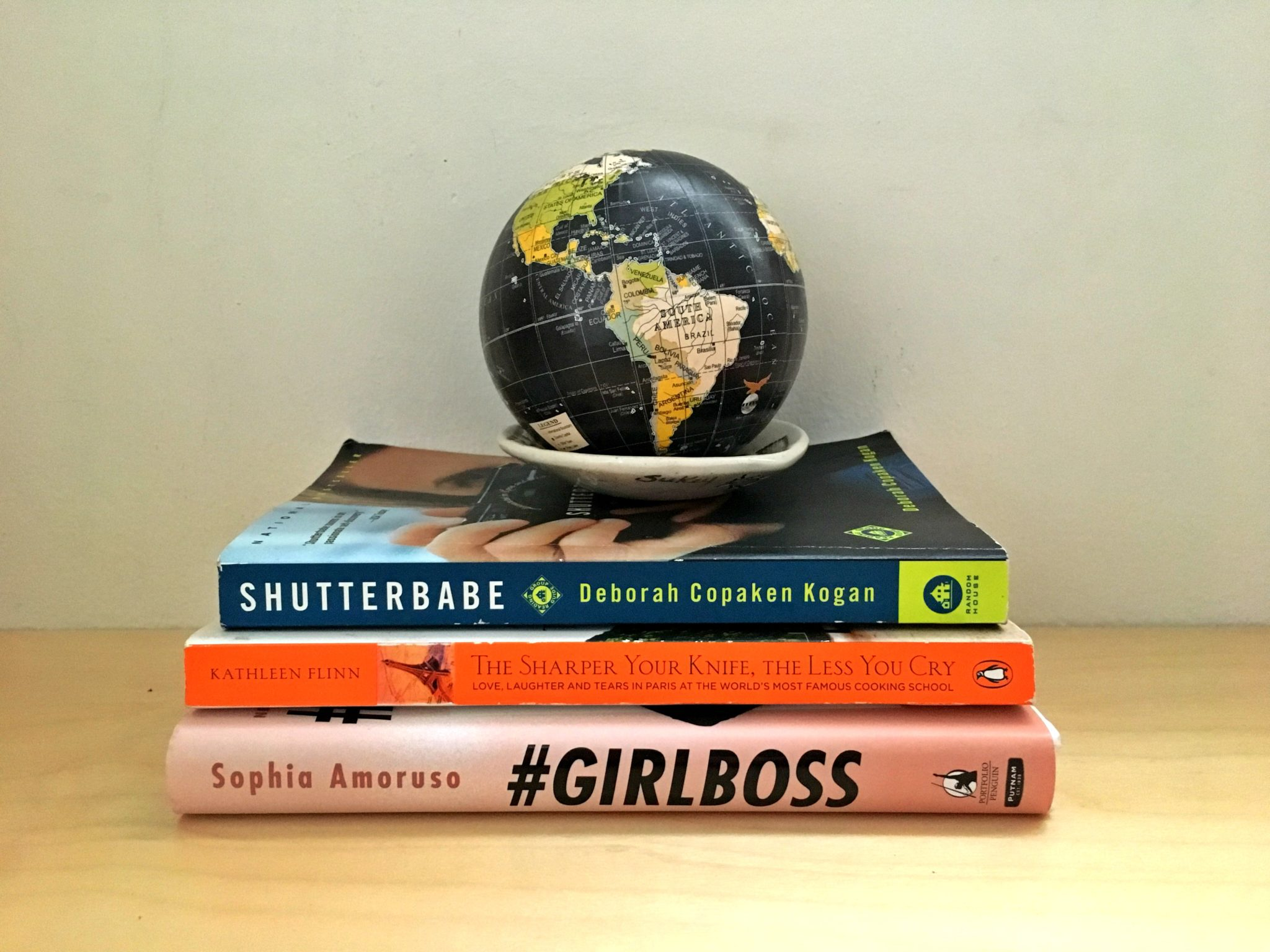 10 Books To Bring On Solo Trips
