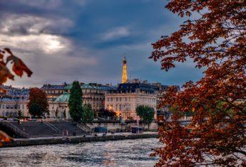 Paris, France   © Unsplash