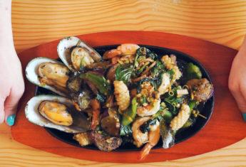 Pochana Restaurant in Astoria, NY  © Nikki Vargas