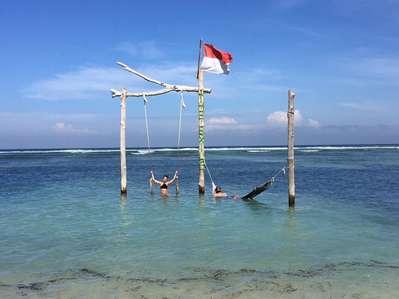 Gili T island, Indonesia | © Nikki Vargas