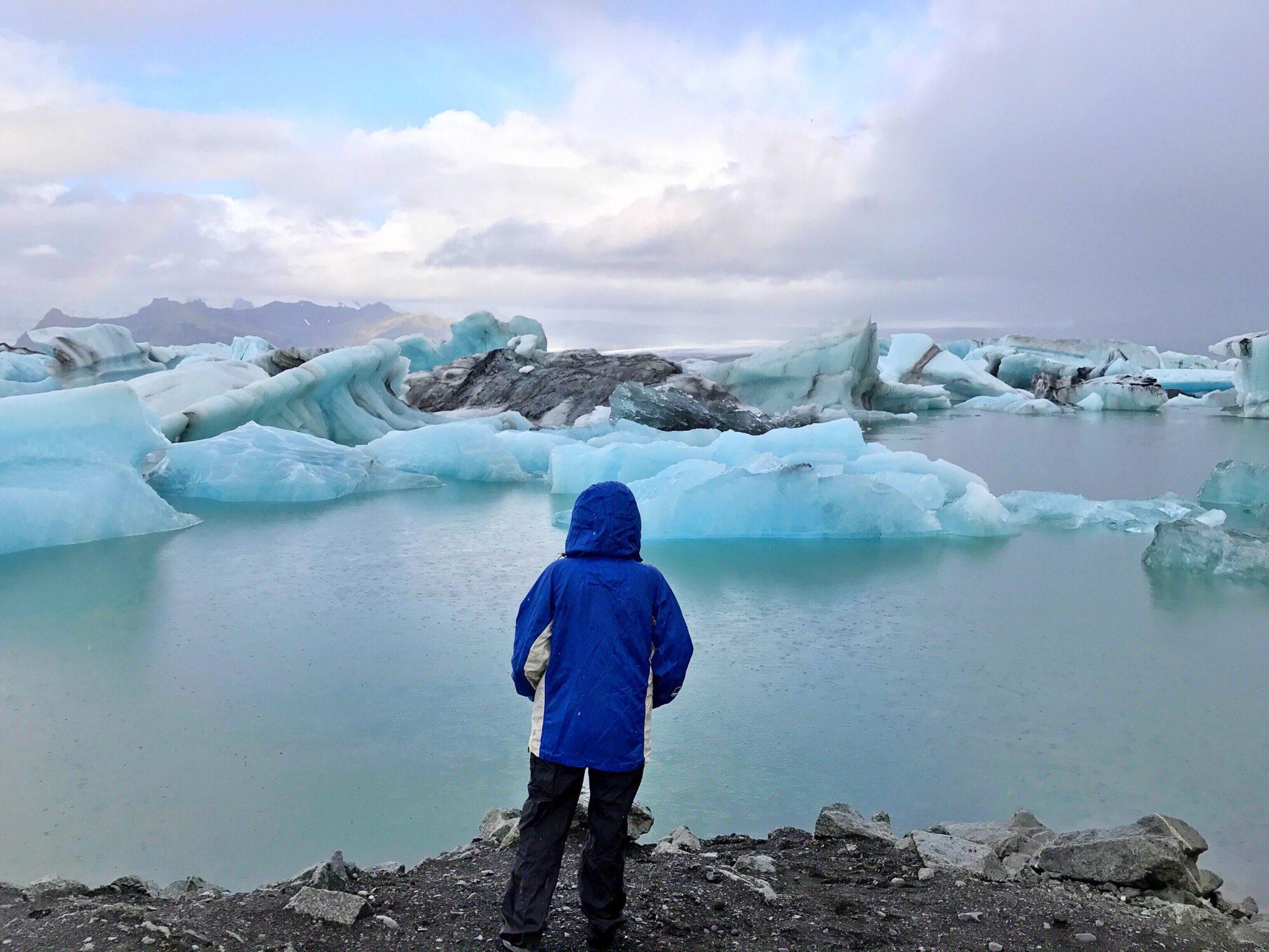 Jokulsarlon, Iceland | © Nikki Vargas