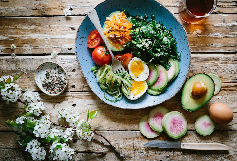 Healthy food | © Brooke Lark/Unsplash