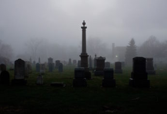 What it's Like to Spend a Night at New York's Historical Green Wood Cemetery