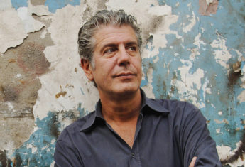 In Memoriam: Anthony Bourdain & His Last Impression